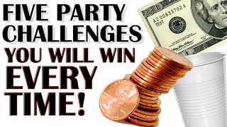5 party bets youll win EVERY TIME!