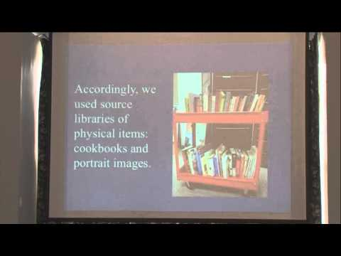 Melanie Feinberg - Personal Digital Collections as Creative Expression