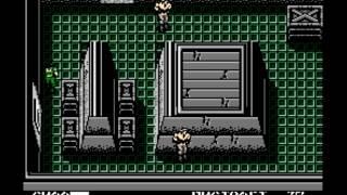 Metal Gear Rus Денди Прохождение