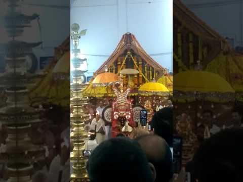 Live Parassinikkadavu 2016 muthappan