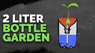 2 Liter Bottle Hydroponics Tutorial by Epic Gardening