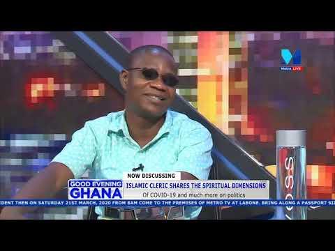 Malam Sham-una-The Controversal Africa Ghanaian Spiritual hacker detect the medicine of Coronavirus