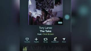 Tory Lanez-The Take feat Chris Brown (Official audio)