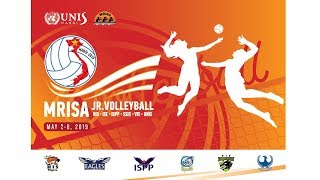 Round Robin - Girls - SSIS vs ISE