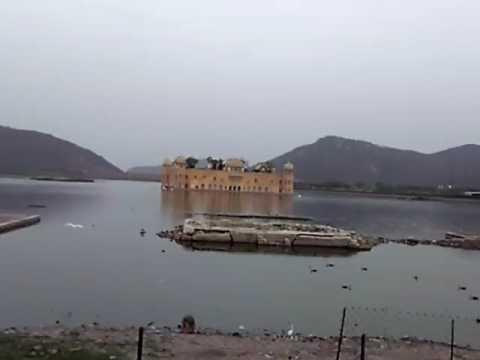 Jalmahal Jaipur rajasthan India
