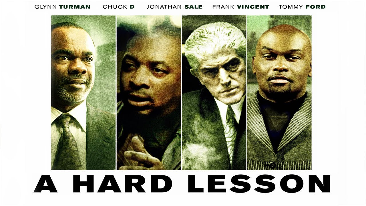 'A Hard Lesson' - Starring Tommy Ford, Chuck D, Frank Vincent - Maverick Movies