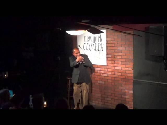 Anuvab Pal at New York Comedy Club, May 17, 2014