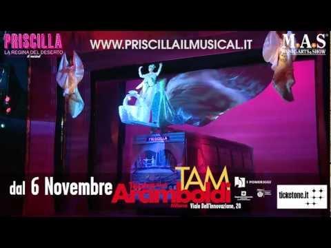 PRISCILLA LA REGINA DEL DESERTO - il Musical (Official)