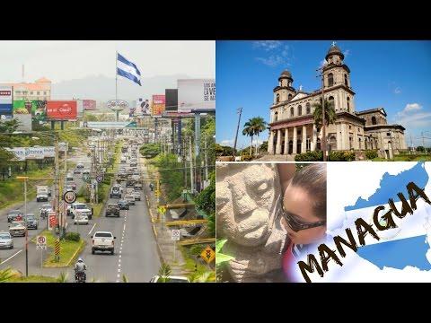 Nicaragua |Streets of Managua | Travel Vlog