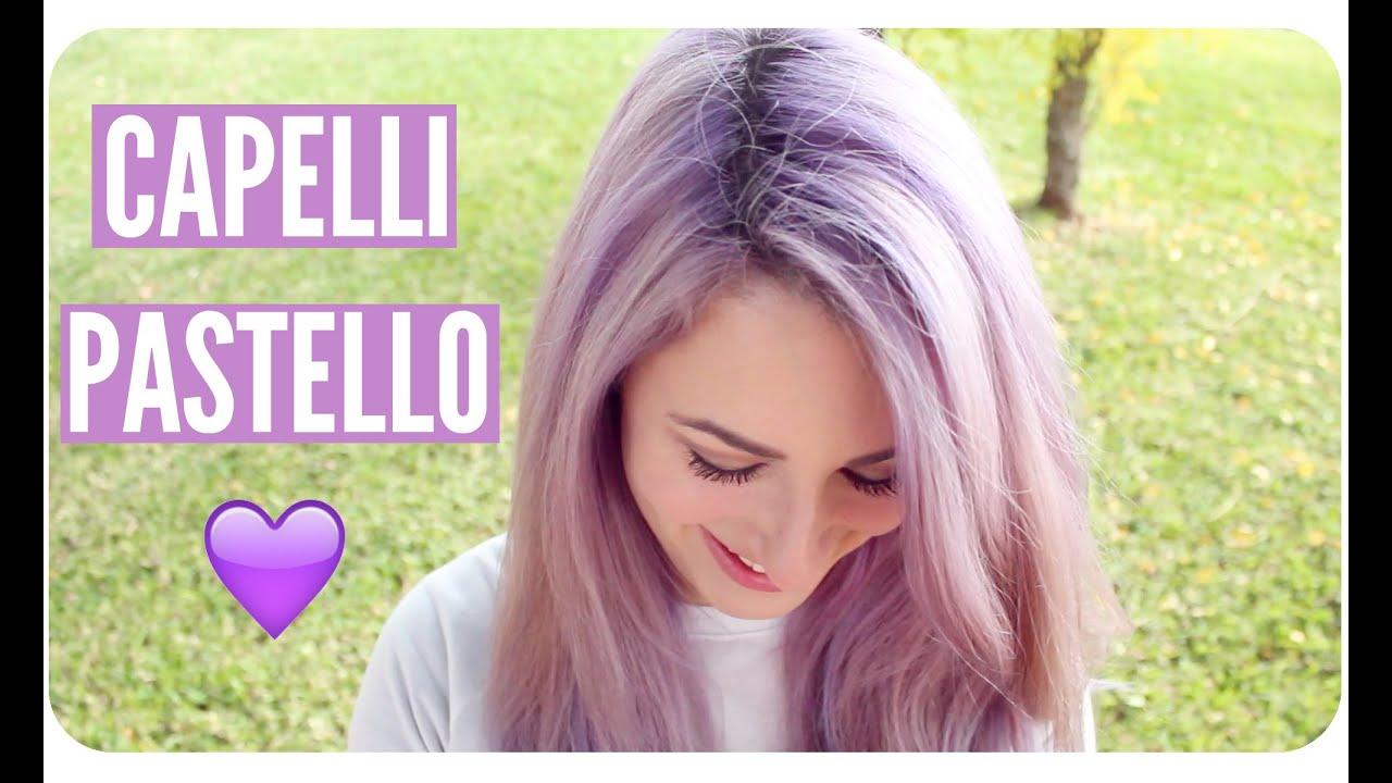 Come mantenere i capelli colorati