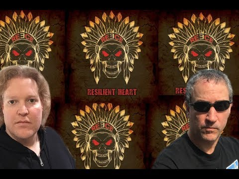 David Reece Resilient Heart Album  Review & IMPELLITTERI- Nature Of The Beast Review Mp3