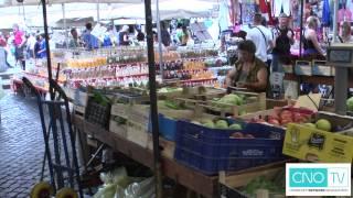 Campo dei Fiori: il mercato turistico