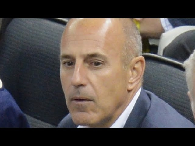 What Life Is Like For Matt Lauer Today