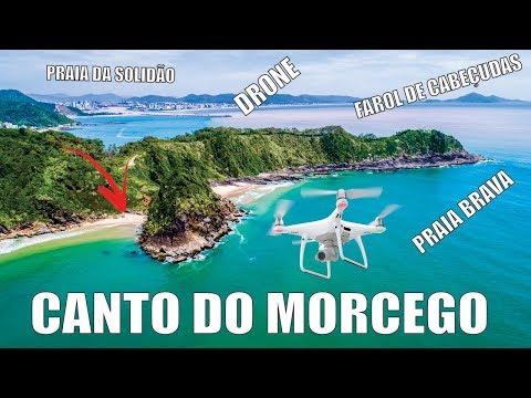 Canto do Morcego e Brava Norte - JC Drones em 4K