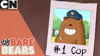We Bare Bears | Crowbar Jones Backstory | Cartoon Network