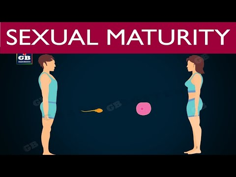 Sexual reproduction in human beings |puberty| 10th |biology | ncert class 10 |science |cbse syllabus thumbnail