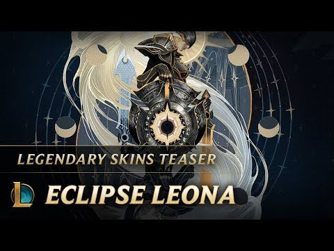 Answer To Her Light | Eclipse Leona Skins Teaser - League of Legends
