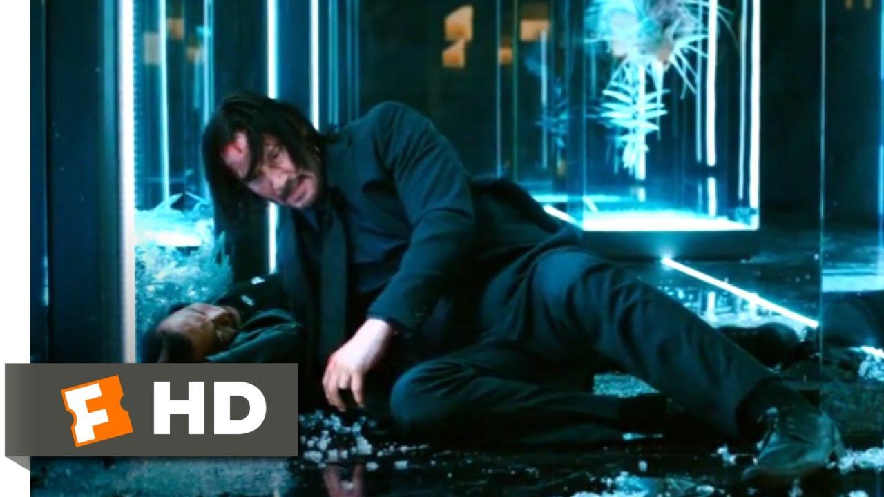 Download John Wick: Chapter 3 - Parabellum (2019) - Shinobi Assassin Fight Scene (9/12)   Movieclips