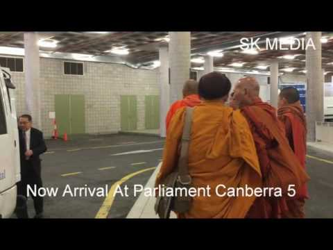 SK Media Report BY Mr Sao Korb Trip To Parliament Canberra 6