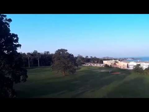 Bujagali Jinja aerial video from quadcopter