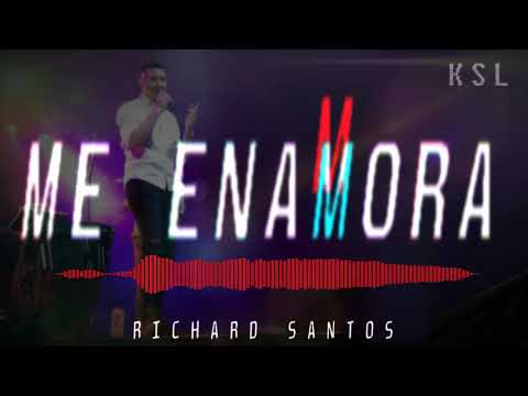 Richard Santos - Me Enamora (COVER)