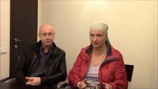 Отзыв о лечении рака молочной железы в Израиле - клиника Топ Ихилов(, 2014-04-08T14:03:35.000Z)