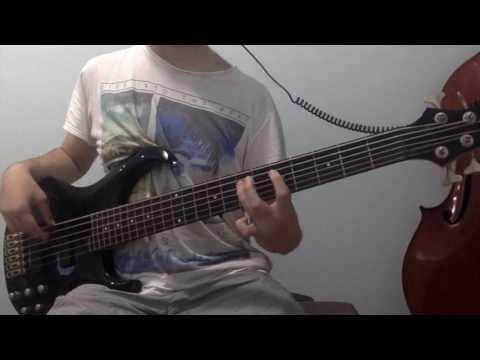 Dekat di Hati - RAN   Bass Cover