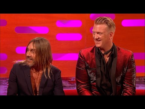 Iggy Pop has a lot of chairs - The Graham Norton Show: Series 19 Episode 14 - BBC One