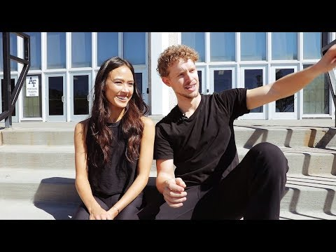 23 Questions with Madison Chock and Evan Bates