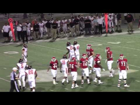 Highlights - Gilmer Buckeyes vs Carthage Bulldogs - Sept 26, 2015