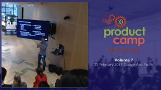 Building an A.I. Assistant that Speaks Human - ProductCamp Singapore Volume 7