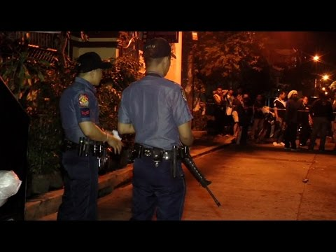 Patay ang isang jail guard sa engkwentro sa Malabon City kagabi