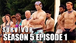 Survivor South Africa: Champions | EPISODE 1 - FULL EPISODE