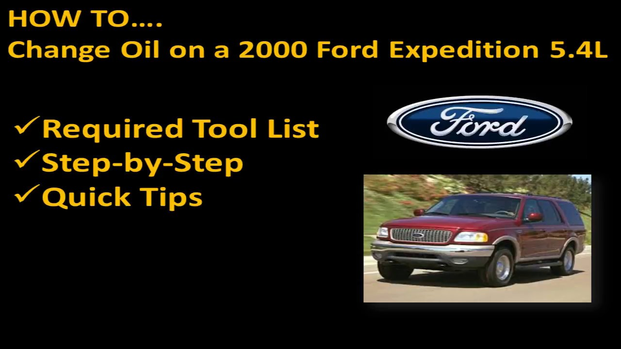 Change Fuel Filter 2001 Ford Expedition Get Free Image About Wiring