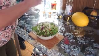 Салат к Плову