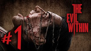 The Evil Within - Parte 1: Bem-Vindo ao INFERNO!!! [ PC - Playthrough ]