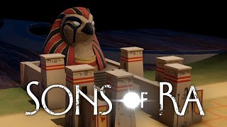 Sons of Ra  Official Steam Trailer