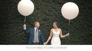 Hannah + Joe's Wedding Highlights - Broyle Place