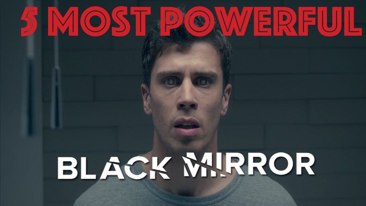 Download 5 Most Powerful Moments In Black Mirror