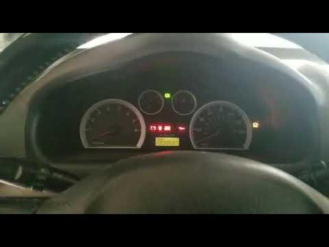 2005 Hyundai Santa Fe P0320 Ignition Problem