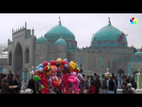 New Year In Afghanistan | Mazar-e-Sharif