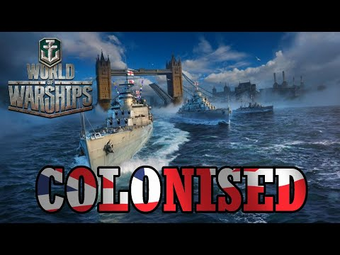 World of Warships - Colonised