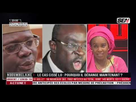 « Falsification de la constitution » : Mme Blondin accuse Pr Maky Sall et son parti