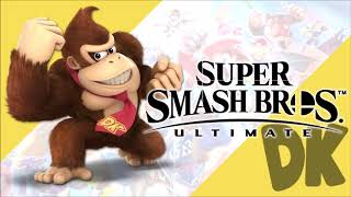Donkey Kong / Donkey Kong Jr. Medley - Super Smash Bros Ultimate OST
