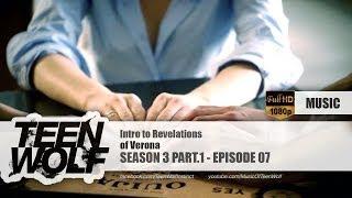 of Verona - Intro to Revelations   Teen Wolf 3x07 Music [HD]