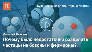 Элементарные частицы — Дмитрий Казаков