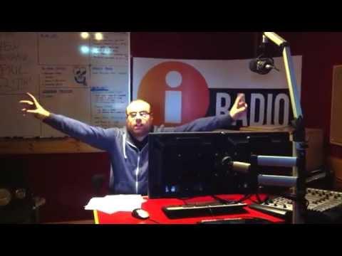 Iron Imager Paul Duffy at iRadio HD Mp3
