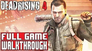 DEAD RISING 4 Gameplay Walkthrough Part 1 Full Game (1080p) - No Commentary