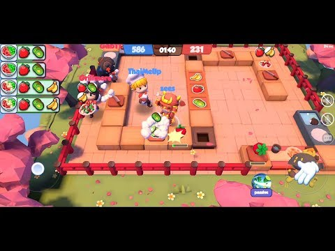 Cooking Battle Gameplay