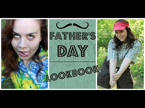 FATHER'S DAY LOOKBOOK: Sarah & Camille